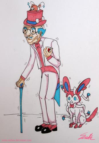 Fairy Pokemon Trainer