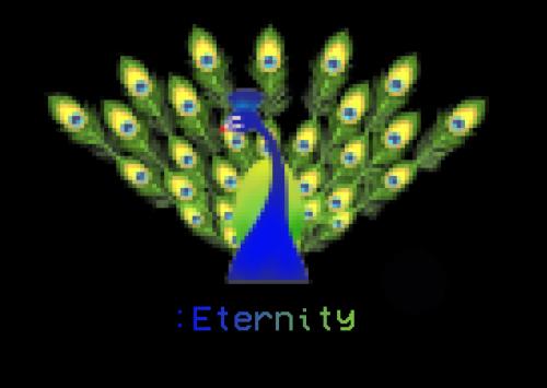 Eternity...
