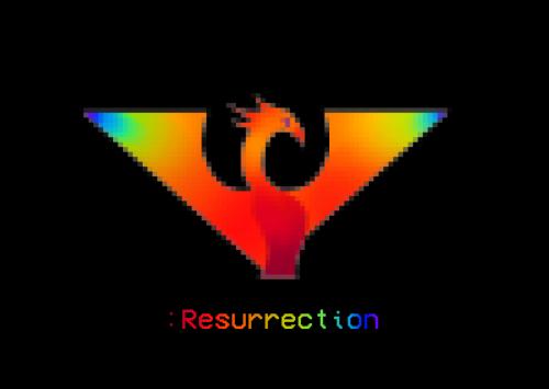 Resurrection...